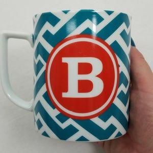 C. Wonder Initial B Coffee Mug